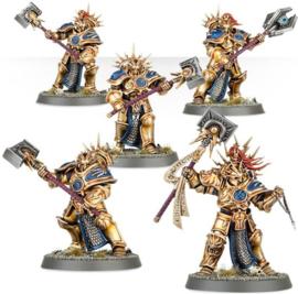 Warhammer 40,000 - Stormcast eternals - Paladins