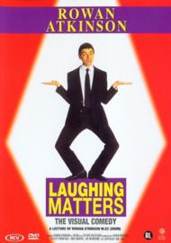 Rowan Atkinson laughing matter
