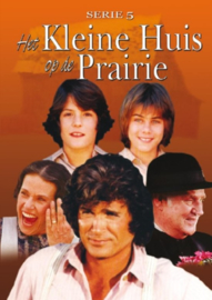 Kleine huis op de prairie - 5e seizoen