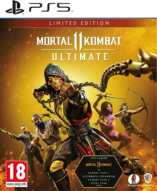 PS5 Mortal Kombat 11 Ultimate (Steelcase)