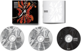 Metallica - Symphony & Metallica 2 (2CD + Blu-ray)