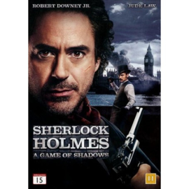 Sherlock Holmes a game of shadows (IMPORT)