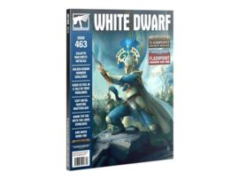 White Dwarf Magazine issue 463