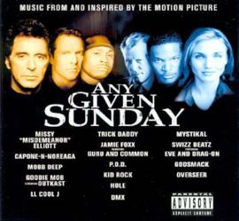 OST - Any given sunday (0205052/32)