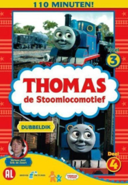Thomas de stoomlocomotief: deel 3 & 4