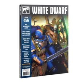 White dwarf magazine issue 456