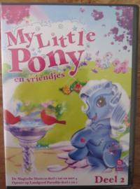 My little pony: de magische munten deel 1 tot en met 4