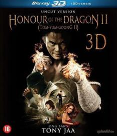 Honour of the dragon II (Blu-ray + 3D Blu-ray)