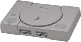 PS1 Console Grijs