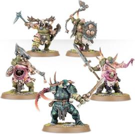 Warhammer - Age of Sigmar - Maggotkin of Nurgle - Putrid Blightkings
