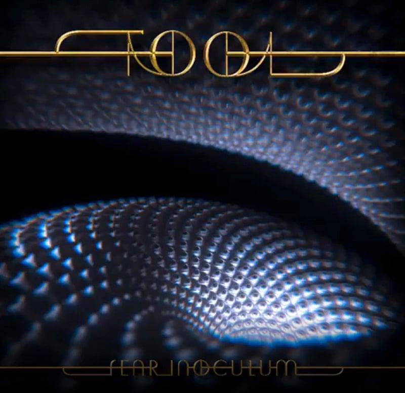 Tool - Fear Inoculum CD versie