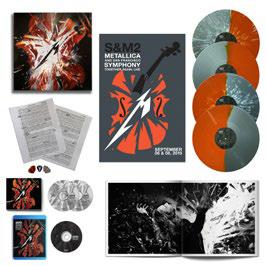 Metallica - Symphony & Metallica 2 Boxset