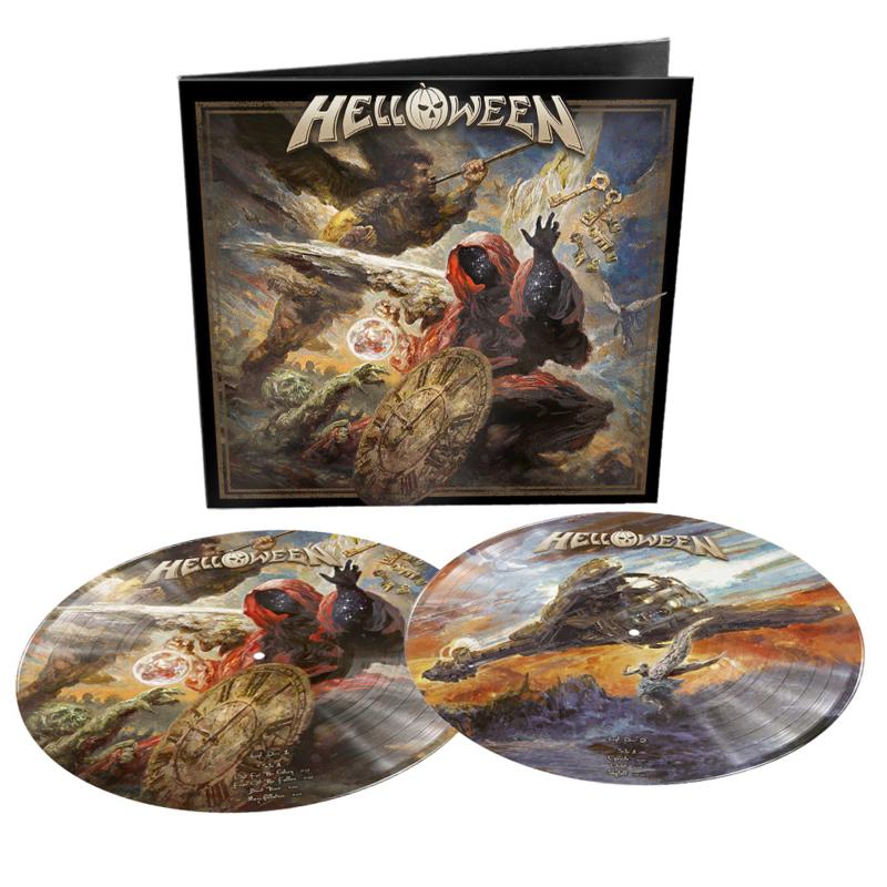 Helloween - Helloween (Picture Disc Vinyl)