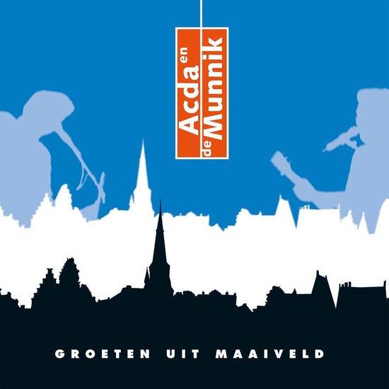 Acda & de Munnik - Groeten uit maaiveld (Blauw vinyl)