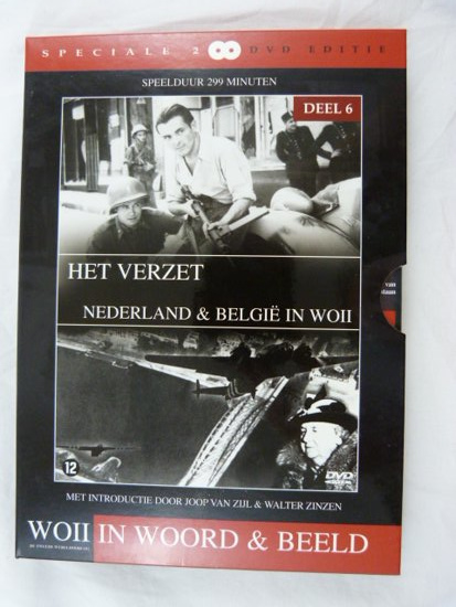 WOII In woord en beeld - Het verzet (2-DVD)