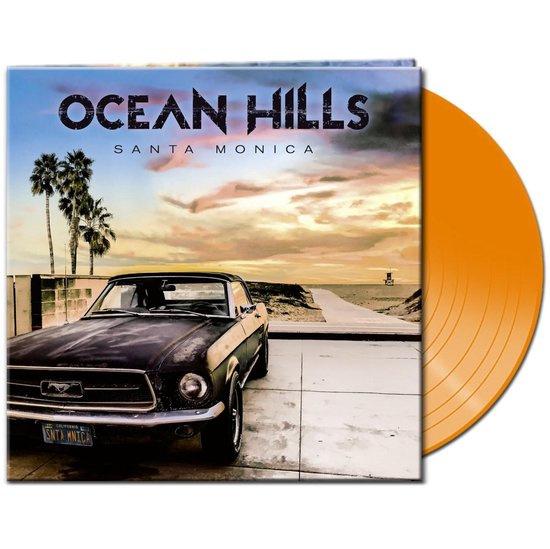 Ocean Hills - Santa Monica (Orange vinyl)