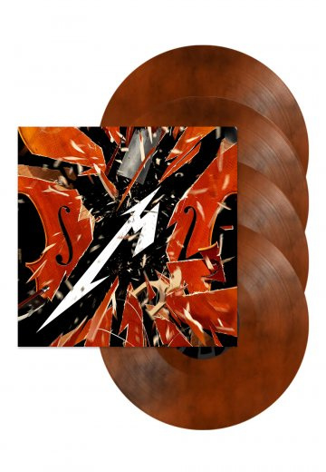 Metallica - Symphony & Metallica 2 Coloured vinyl Indie Only