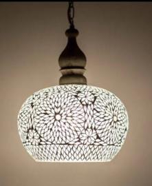 Lamp glas india