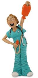 verpleegster , zuster ,ziekenhuis verpleging