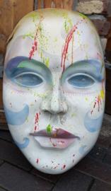 gezicht , face, masker