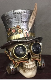skull steam punk