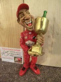 coureur, race F1 F2 winnaar