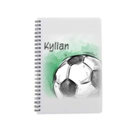 Notitieboek A5 | Voetbal