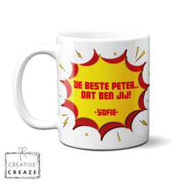 Mok De beste peter - Cartoon