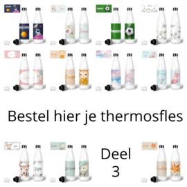 Bestel hier je thermosfles RVS - Deel 3