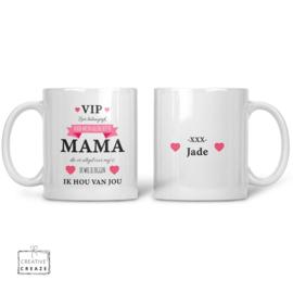 Mok Mama VIP met naam
