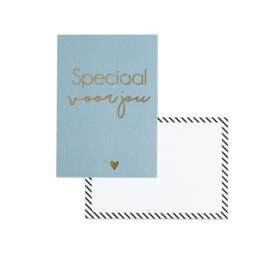Kaart | Speciaal voor jou ♥