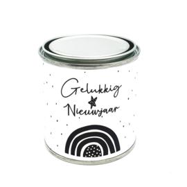 Cadeaublik - Gelukkig nieuwjaar - 250 ml