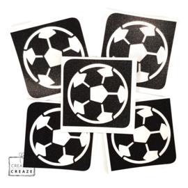 Sjabloon -  voetbal