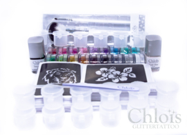 Chloïs Glittertattooset Enterprice