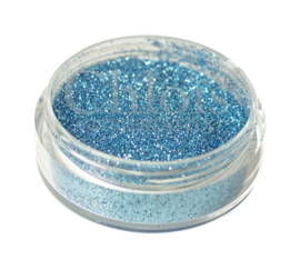 Chlois Glitter Light Blue 5 ml - Lichtblauw