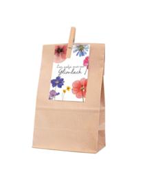 Een zakje met een glimlach - inclusief schildersezeltje