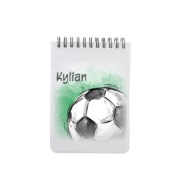 Notitieboek A6 | Voetbal