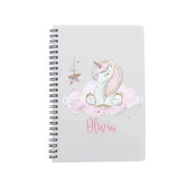Notitieboek A5 | Eenhoorn