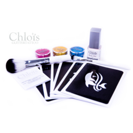 Chloïs Tryout Glittertattooset Mixed