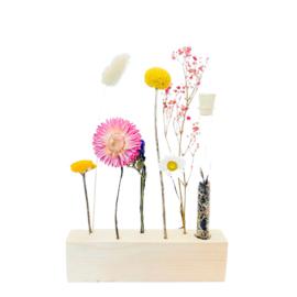 Seeds and Flowers - bloemenstandaard