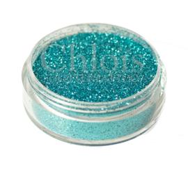Chlois Glitter Sky Blue 5 ml - Lucht Blauw
