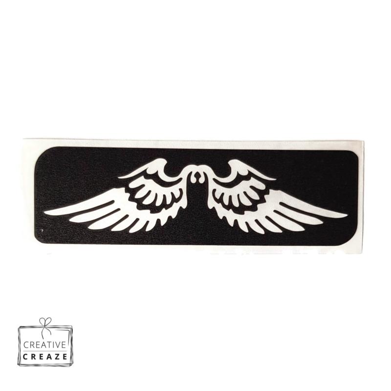 Sjabloon -  Wings