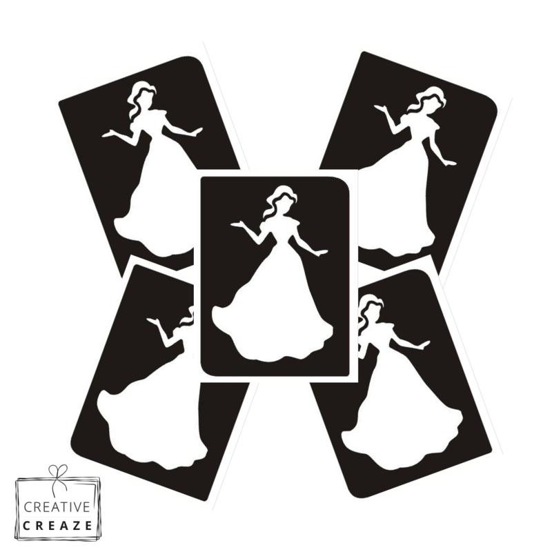 Sjabloon -  Prinses