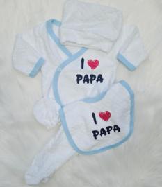 GeboorteSet 5-Delig Papa