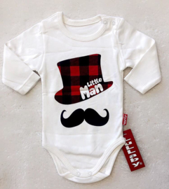 Little Man Chique Romper