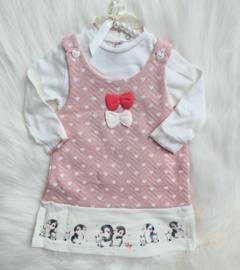 Sweet Babygirl Pinguin Dress