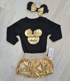 Golden Minnie Mouse {Limited Edition}