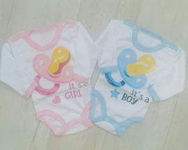 Girl / Boy Romper