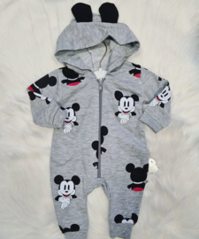 Jumpsuit Mickey Mouse + Capuchon {New Collection}
