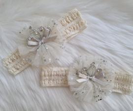 Queen Diamond Haarband